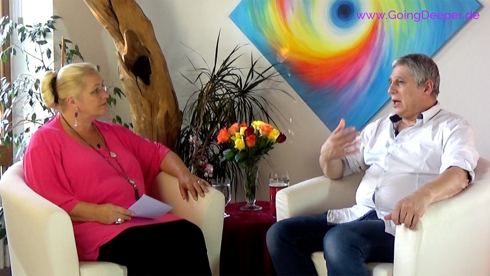 Karl Grunick - Tanja Mazurek und Karl